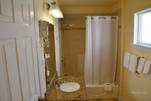Full Bath with Shower and Tub